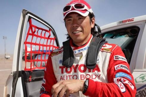 20110105 505Z5578 快調な走りを披露した三橋ドライバー